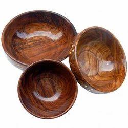 Handmade Wooden Bowl