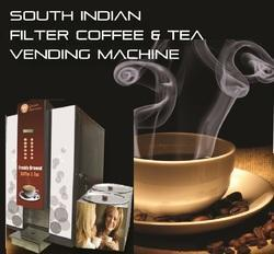 Fresh Coffee Vending Machines