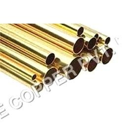 Industrial Copper Alloy Tubes