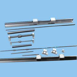 Linear Shafts (Hardened & Ground Chrome)