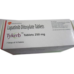 Tykerb Tablets 250 Mg