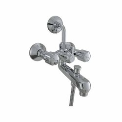 Parryware Economy Three in One Wall Mixer