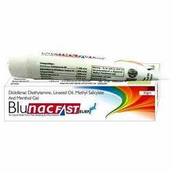 Diclofenac Diethylamine 1.16%W/W,Methyl Salicylate 10%W/W,M