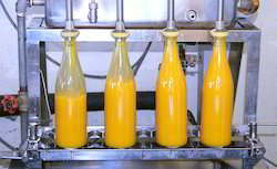 Mango Juice Filling Machine