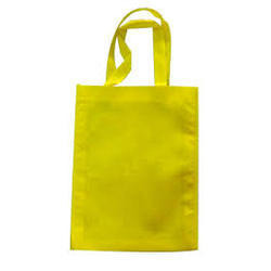 Yellow Non Woven  Bag