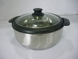 dw-steel-casserole---3000-with-glass-lid