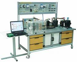 Geothermal Heat Pump Experimental Equipment