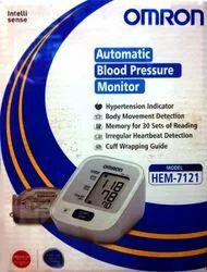 Omron Automatic Blood Pressure Monitor Model : HEM-7121