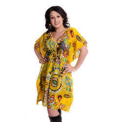Cotton Printed Fancy Tunic