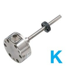 K-Rugged and Compact Bolt-In Transducer Rod Style