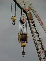 Crane Pulleys Exporter From Mumbai