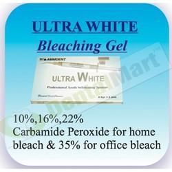 Ultra White Bleaching Gel