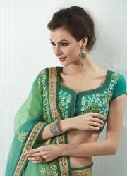 Embroidered Fashion Designer Sarees