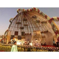 Half Round Dome