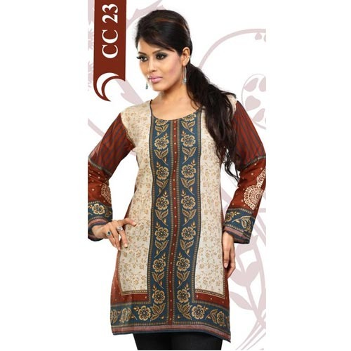 Best-Selling Printed Kurti
