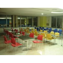 Cafeteria Furniture - Office Cafeteria Furniture Manufacturer from ...
