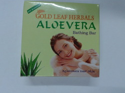 Gold Leaf Herbals Aloe Vera Bathing Bar