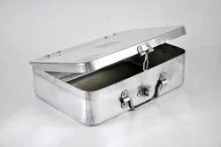 Aluminium School Box