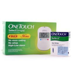 One Touch Blood Glucose Monitor