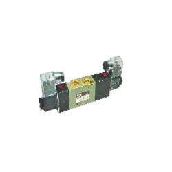 4v Series - 5/3 Double Solenoid Valves