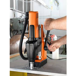Compact Metal Core Drilling Machine