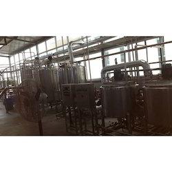 Juice Preparation Mixing System