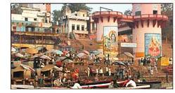 The Kashi Vishwanath Temple