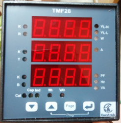 Dual Source Energy Meter