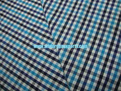 100% Cotton Yarn Dyed Casual Shirt Fabrics