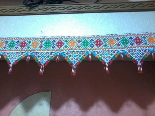 Beads Door Hanging & Beads Handicrafts - Beads Door Hanging Manufacturer from Vadodara