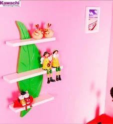 Leaf Wall Shelf