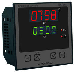 Digital Process Controller Temperature