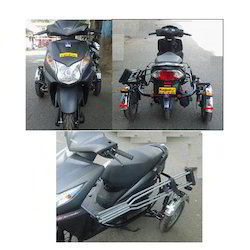 Dio Honda Motorcycle