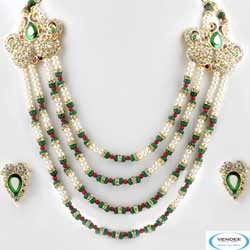 Royal Designer Necklace Set