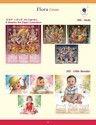 Four Sheeter Art Paper Wall Calendar