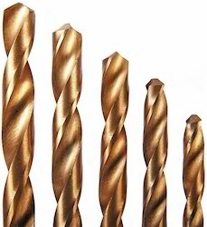 Drill Bits for Steel