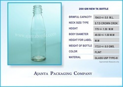200 GM New TK Bottle