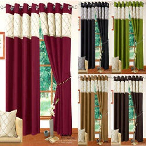 Designer curtains raj furnishing retailer in kondhwa pune id 4643428297 - Latest curtain designs for windows ...