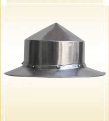 Kattle Hat Pointed Helmet