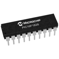 Pic16f1828-i/p  - Pic Microcontroller