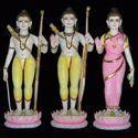 Stone Ram Darbar Set