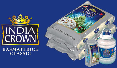 India Crown Rice India Crown Basmati Rice