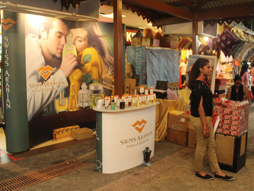 Exhibition Stall Design & Promotional