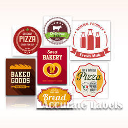 Bakery & Confectionery Product Labels