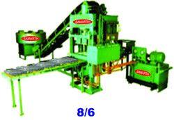 Semi Automatic High Pressure Hopper Machine