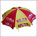 Corporate Garden Umbrella