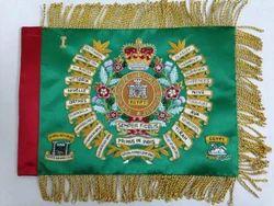 The Devonshire and Dorset Regiment Banner