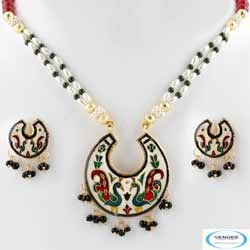 Party Wear Pendant Set