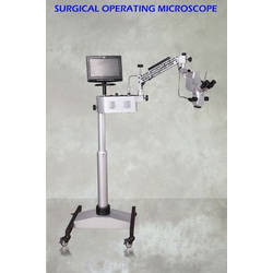 Plastic Surgical Operating Microscope (Floor Stand)