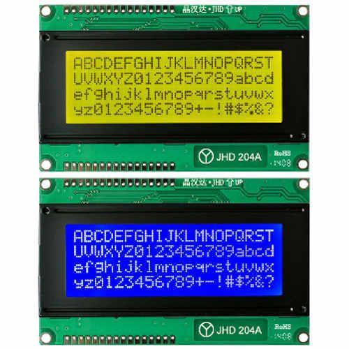 20x4 Character LCD Display (JHD)